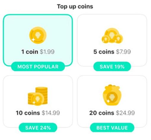 Bumble Coins