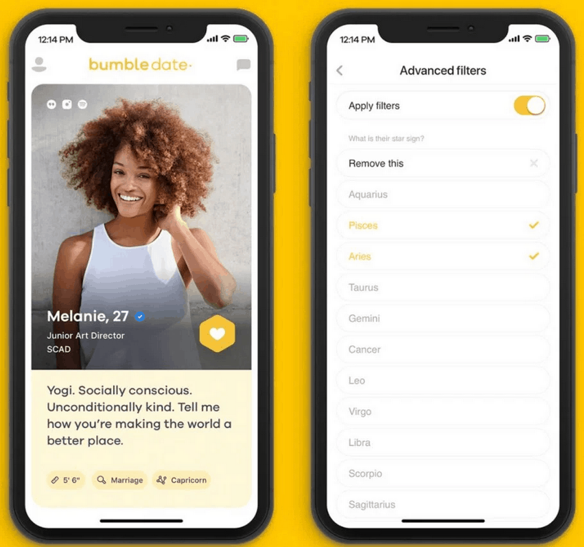 Bumble Filters