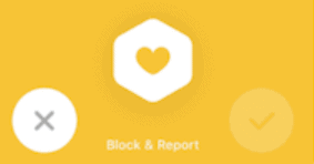 Bumble X, Superswipe and Checkmark