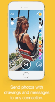 Bumble Send Pictures in Messages