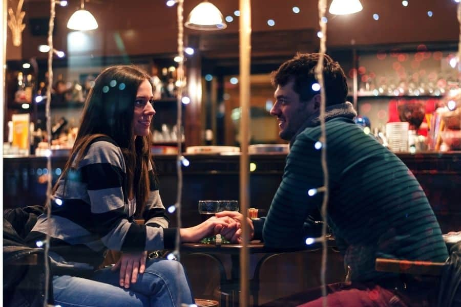 online dating advice - set up as many dates as you can